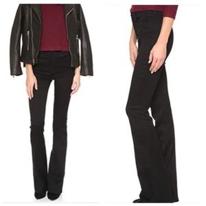 BLANK NYC Black Flare Jeans